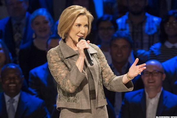Carly Fiorina, former HP CEO