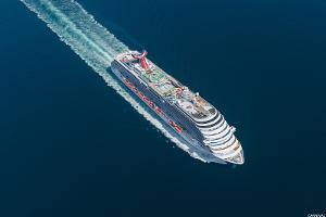 Carnival Cruise Line's Big Splash: Creating the Ultimate Smart Ship