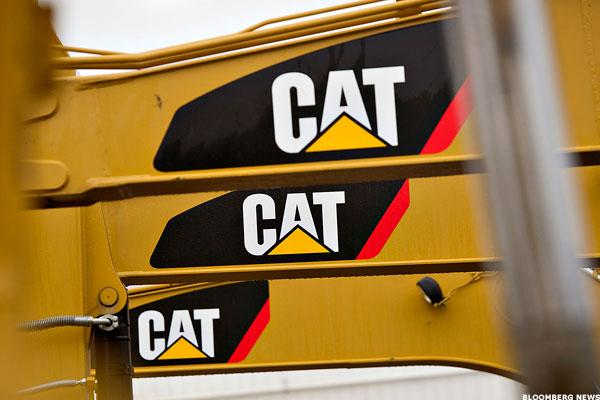 Caterpillar Is Breaking Out to New Highs -- and Headed Even Higher