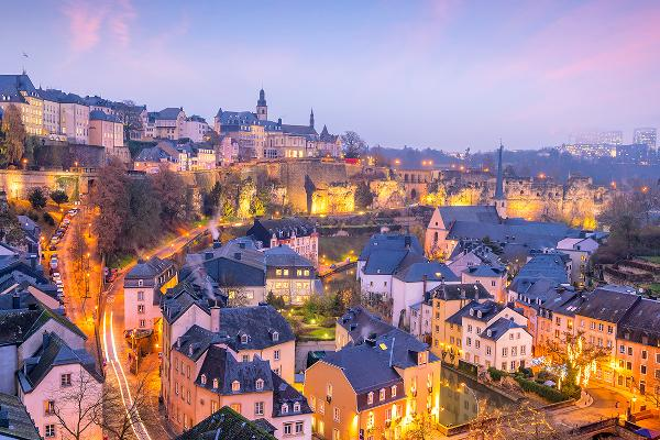 2. Luxembourg