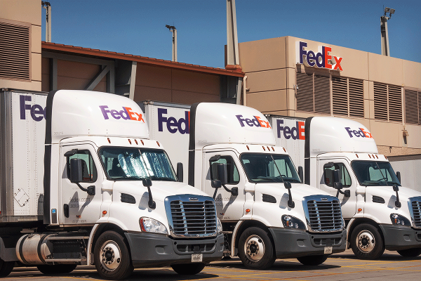 FedEx Has Started a Correction so Don't Fight the Tape
