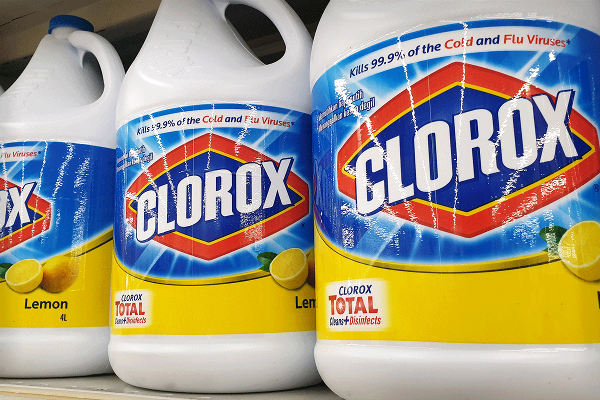 Clorox Is Ready to Clean Up as the Downtrend Has Been Broken