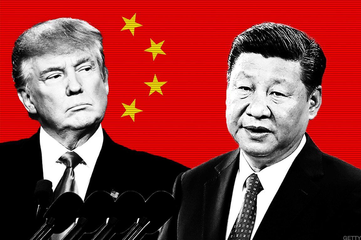 As China Digs in on Trade War, Trump Might Claim to Be Fighter Instead of Winner