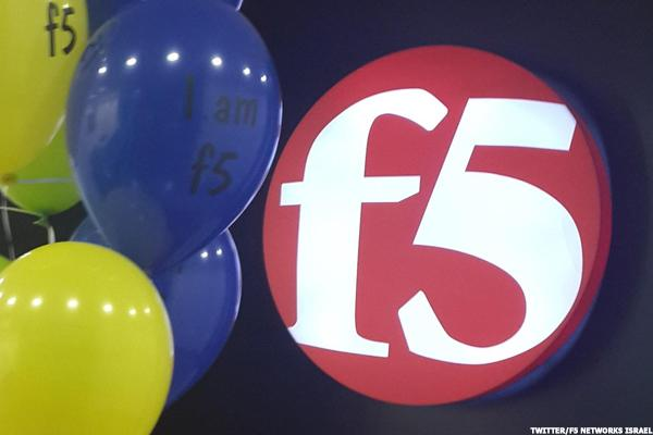 F5 Networks (FFIV) Stock Spikes, Said to Hire Goldman to Field Takeover Interest