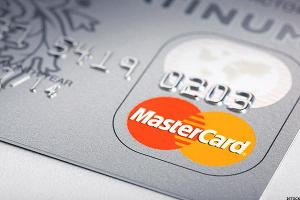 MasterCard Shares Charge Ahead