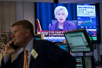 Dow on Track for Records but Rest of Wall Street Wavers as Fed Meets