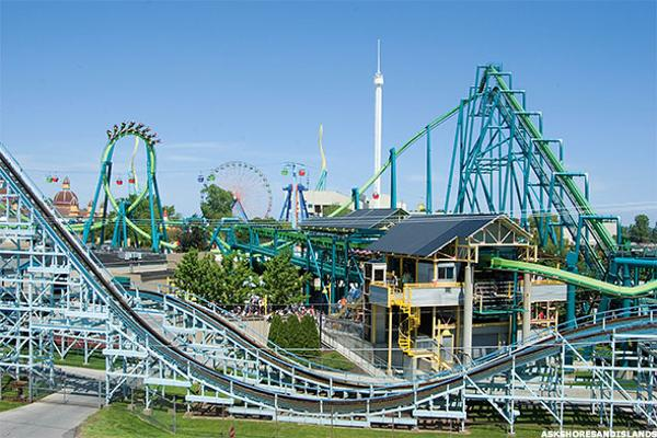 Prioritizing Experiences Over Possessions, the Business of Theme Parks