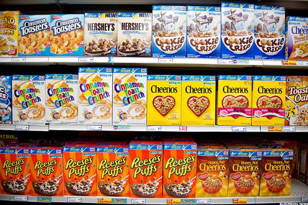 Kellogg (K) Stock Price Target Increased at Deutsche Bank