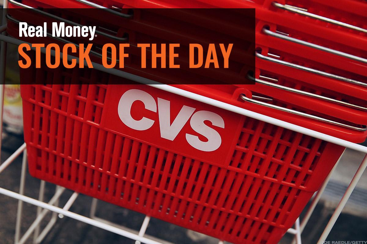 Chart of the Day: Is CVS Stock Too Cheap to Ignore ...