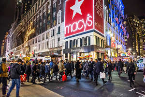 This Holiday, Macy's Investors Have Little to Be Thankful For