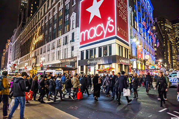 What Message Is Macy's Sending?