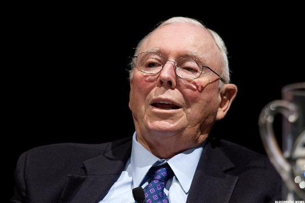 Being in the Department Store Business Would Be Very Unpleasant, Says Charlie Munger