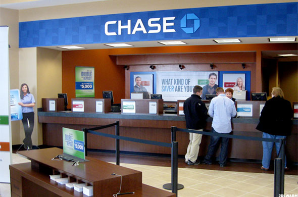 Chase bank stock options