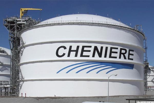 Buy Cheniere Energy on an Upside Breakout