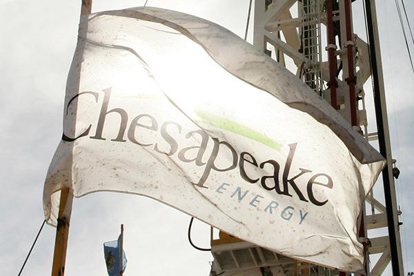 Chesapeake Energy (CHK) Stock Lower as Oil Prices Fall