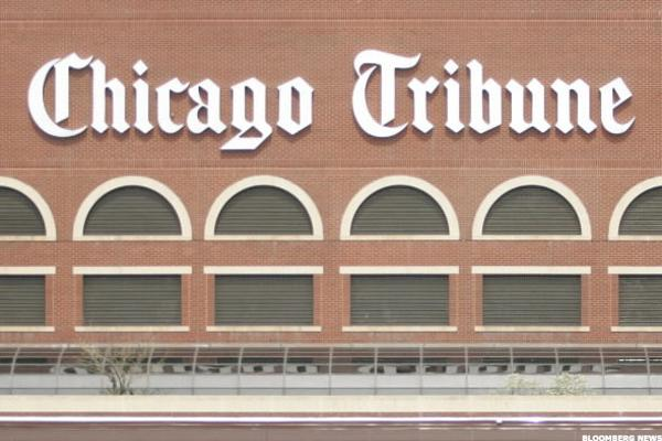 Large Minority of Tribune Shares Oppose Board, Sending Message to Consider Gannett's Bid