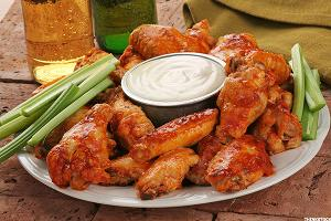 Jim Cramer -- Buffalo Wild Wings Is Making Some Noise