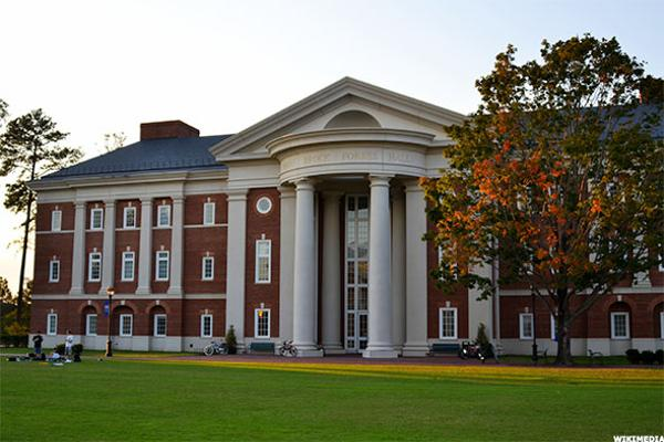 9. Christopher Newport University