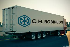 C.H. Robinson Worldwide (CHRW) Stock Gains on APC Logistics Acquisition