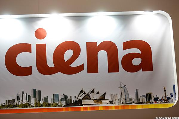 Ciena (CIEN) Stock Rising on Strong Second Quarter
