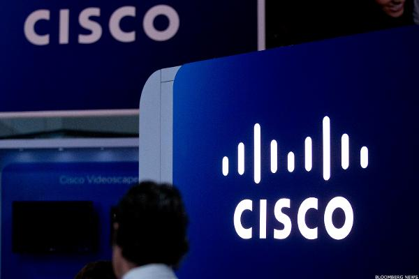 Cisco (CSCO) Stock Is Thursday's 'Chart of the Day'