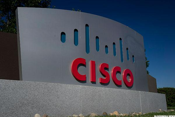 Cisco Provides Bright Spot in Gloomy IT Sector as Security Shines