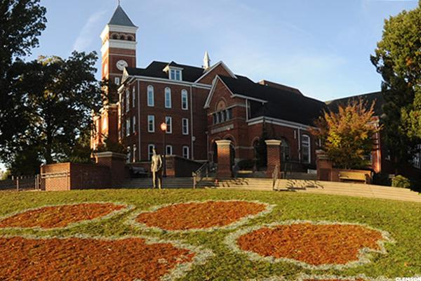 North Carolina: Clemson University
