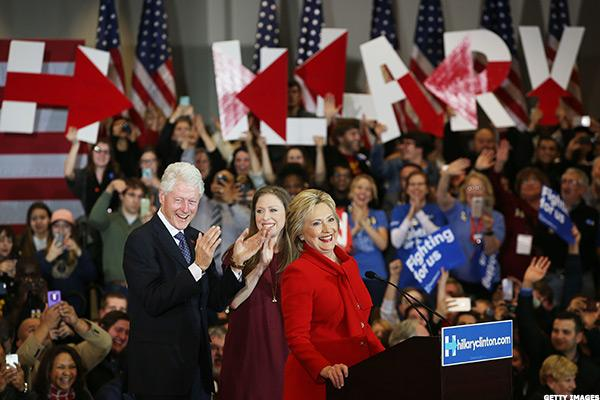 Hillary Clinton Owes Iowa Win to Great 'Ground Game,' and the Lessons of 2008