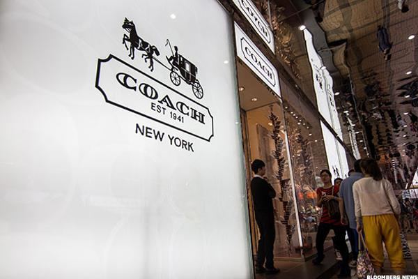 CNBC's Reagan Explains Why Coach and Ralph Lauren are Crushing Other Luxury Brands