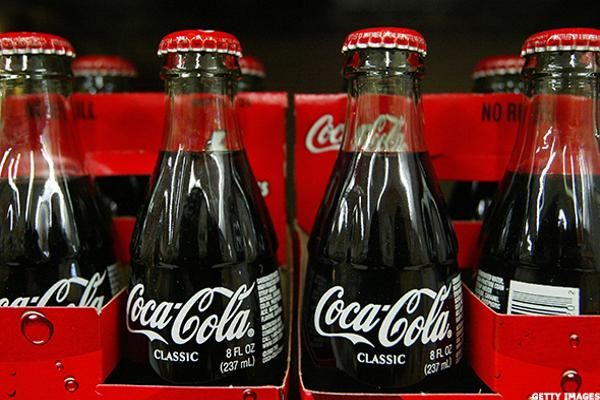 Coca-Cola Is Gearing Up for a Big Rebound