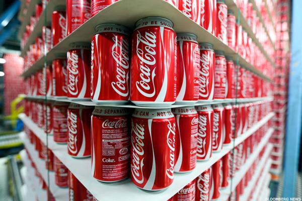 Coca-Cola May Pop as Consumer Staples Play