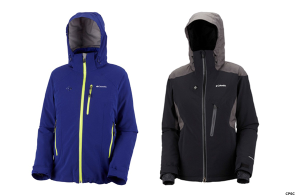 Columbia Heated Jacket