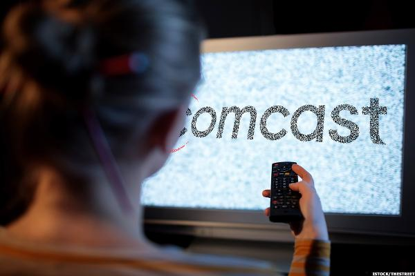 Here's Why Comcast Is Headed Even Higher