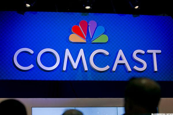 Comcast Rises Amid DreamWorks Deal Chatter, Strong Earnings