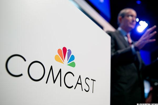 Comcast (CMCSA) Stock Up, Wireless Service Could Lead to More Deals