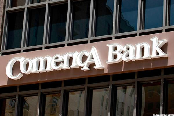Comerica's Ideal Buyer Would be Bank of Montreal, Analyst Says