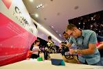 Global Tech Giants Show Off Latest Hardware at Big Taipei Show