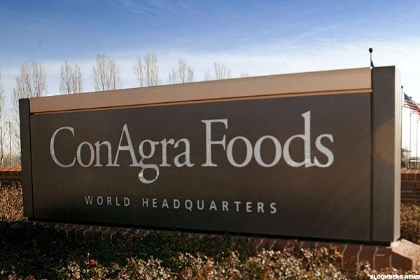 ConAgra Stock Dips Premarket on Mixed Results