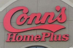 Why Conn's (CONN) Stock Is Plummeting Today