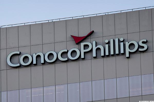ConocoPhillips Has a Strong Chart, Aims Higher