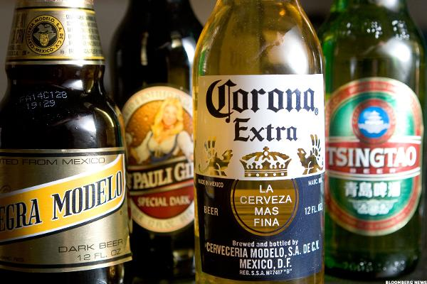 Here's A Reason Why Constellation Brands (STZ) Stock Closed Lower Today