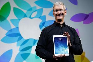 Apple (AAPL) Stock Soars on Q3 Results, Cook: Services Could Be Size of Fortune 100 Company