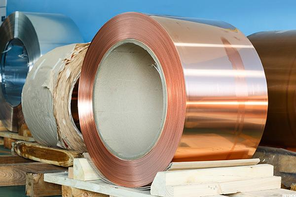 Southern Copper Shows Strong Uptrend