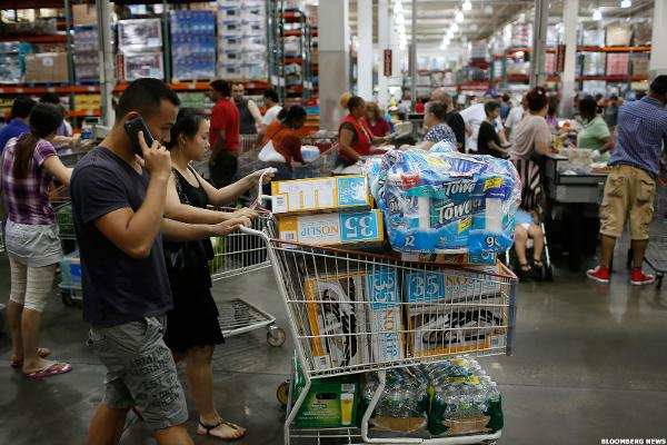 Costco's November Sales Fall Short, Investors Remain Steadfast