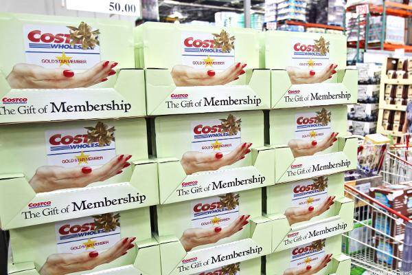 Costco's Stock Is Near an All-Time High Because It Probably Won't Be Eaten Alive by One Online Beast