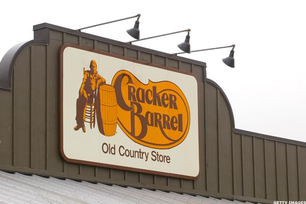 Cracker Barrel Barrels Ahead With Tasty Dividend in Tow