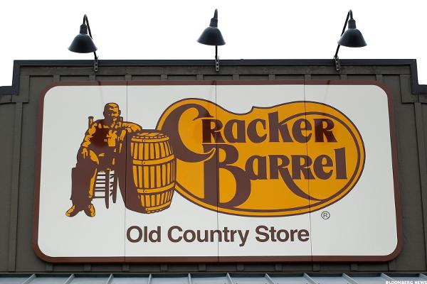 Cracker Barrel's Weak Forecast Could Presage Restaurant Recession