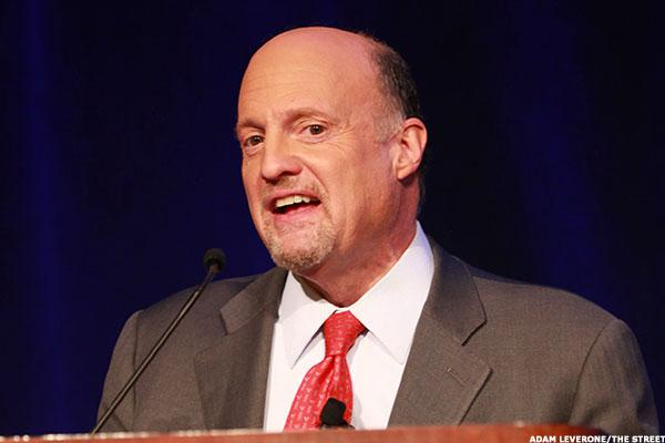 Join Jim Cramer for Live Call
