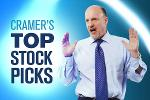Jim Cramer's Top Stock Picks: CSCO WWAV SKX MLM D EXPE