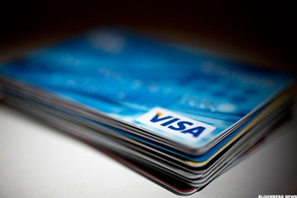 Here's a Reason Why Visa (V) Stock Is Higher Today